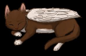 sleeping angel -commission- by Zoketi