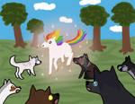 [DotW] Aryn And The Unicorn