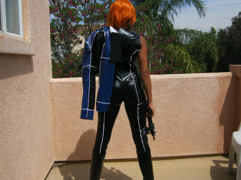 Joanna Dark Progress 2 By Gnbcosplay On DeviantArt