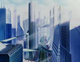 future city by natsuki-h