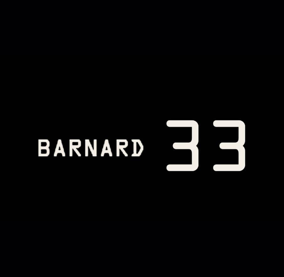 BARNARD 33 Korean HipHop Clothing