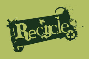 Recycle by hippiedesigner
