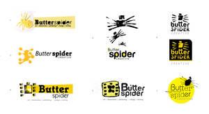 Butterspider Logo ideas