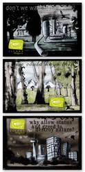 designer postcards by hippiedesigner