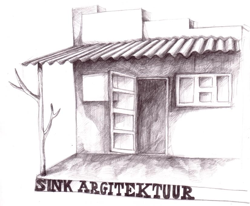 Sink argitektuur by hippiedesigner