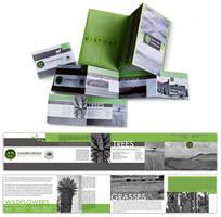Suikerbosrand brochure design by hippiedesigner