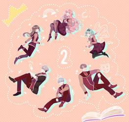 [SA] Fairytale Group by hajusshi