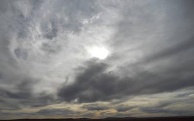 Desert Sky - Winslow, AZ by lunaticblade