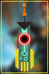 Transistor Sword by vitalyaya