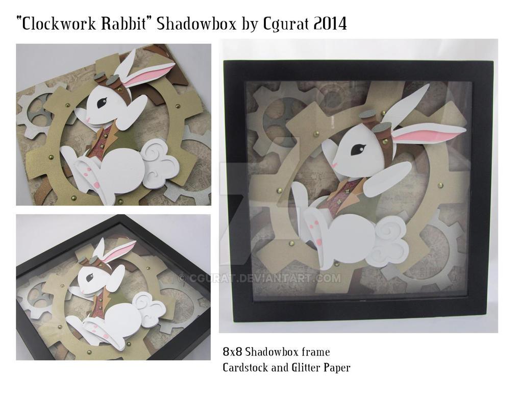Clockwork Rabbit by cgurat