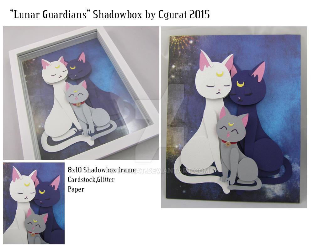 Lunar Guardians by cgurat