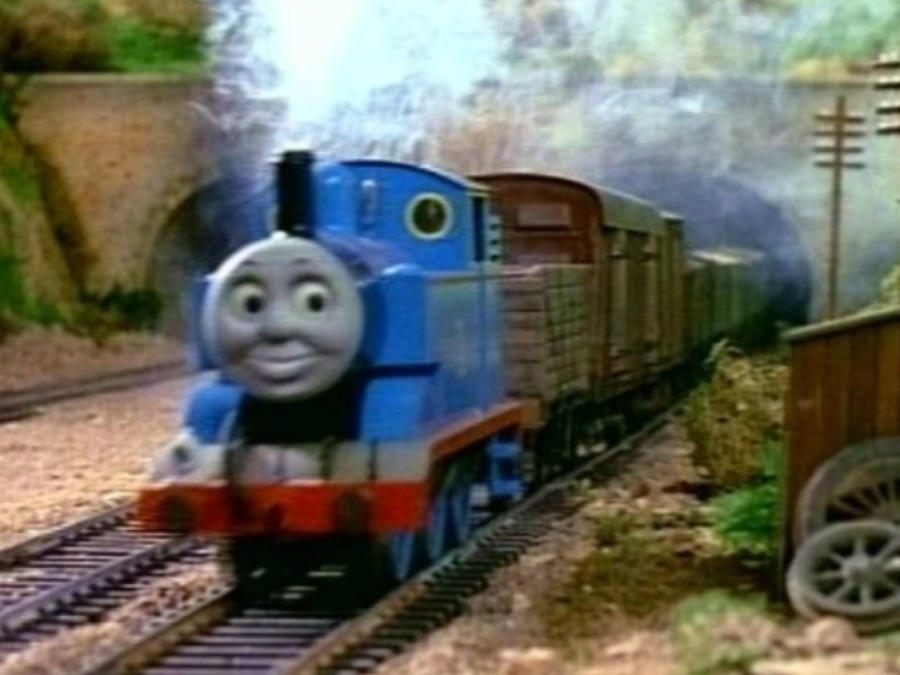 Trouble For Thomas/Thomas And The Trucks By Hubfanlover678
