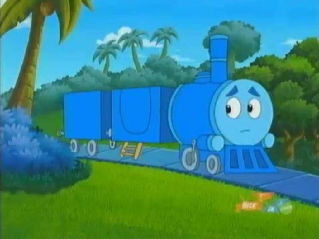 Azul The Little Blue T...