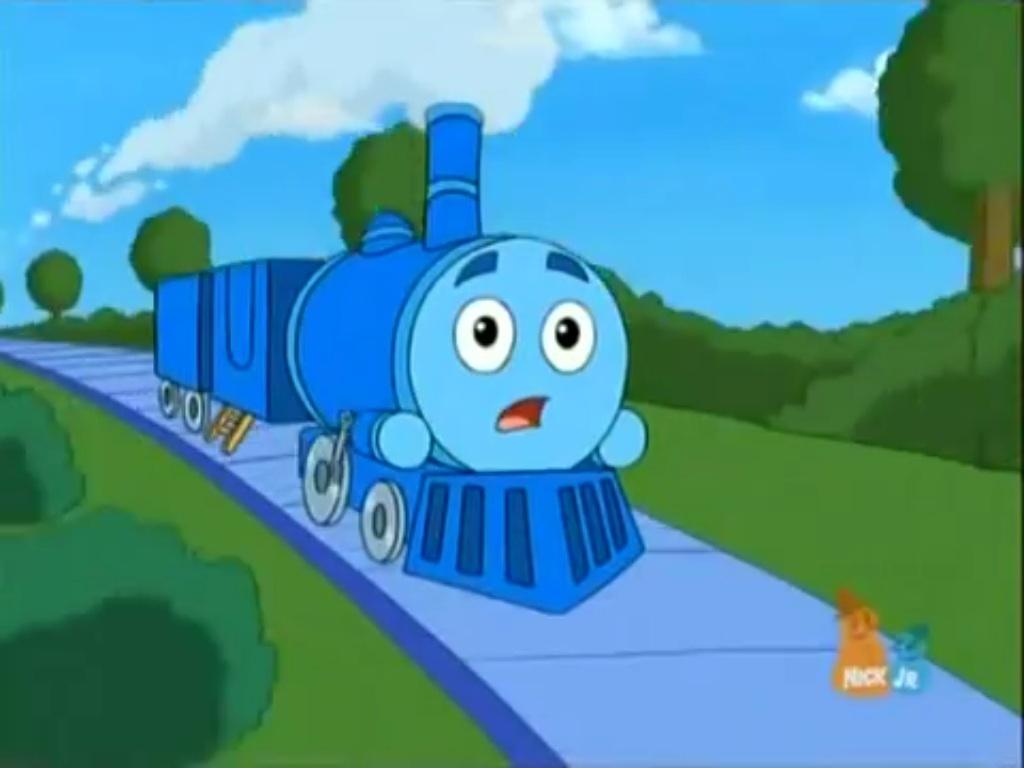 Dora Train Azul Blue Related Keywords & Suggestions - Dora