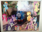 12 Ponies With Thomas And The Trucks