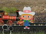 Annie And Little Red Train 2