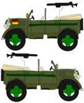 Heinrich The Military Troop Car