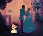 June Dancing With Cinderella And Prince Charaming