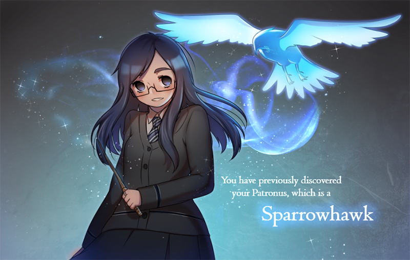 BlackBamboo's Patronus by Black-Bamboo