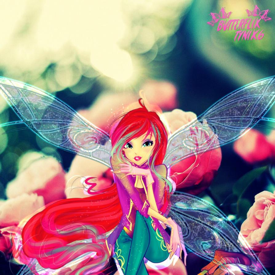 Bloom Winx by ButterfixTynix6