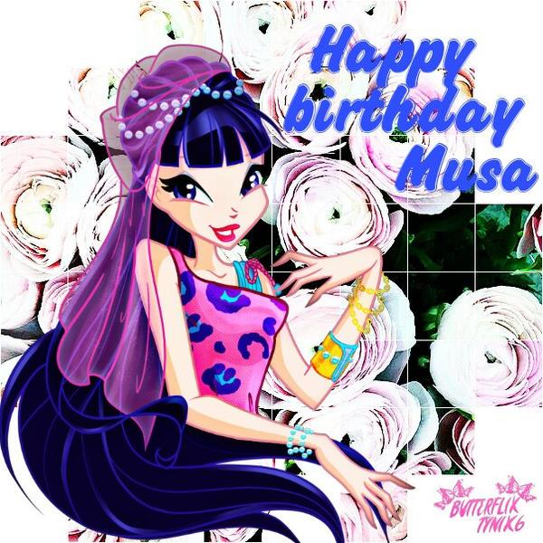 Happy birthday Musa by ButterfixTynix6