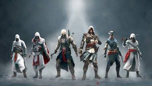 Assassin's Creed wallpaper by teaD