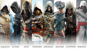 All Assassins 2.0 by teaD