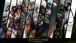 Assassins Creed Screenshot promo wallpaper