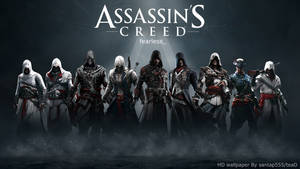 Assassin's Creed HD wallpaper 2 by teaD