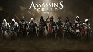 Assassin's Creed HD wallpaper 3 by teaD