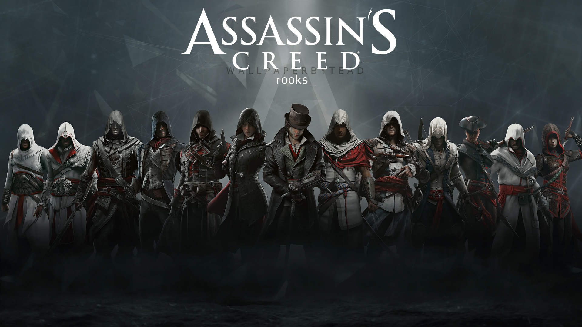 Assassin S Creed Hd Wallpaper 5 By Tead By Santap555 On Deviantart