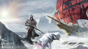 Assassin's Creed Rogue wallpaper by teaD