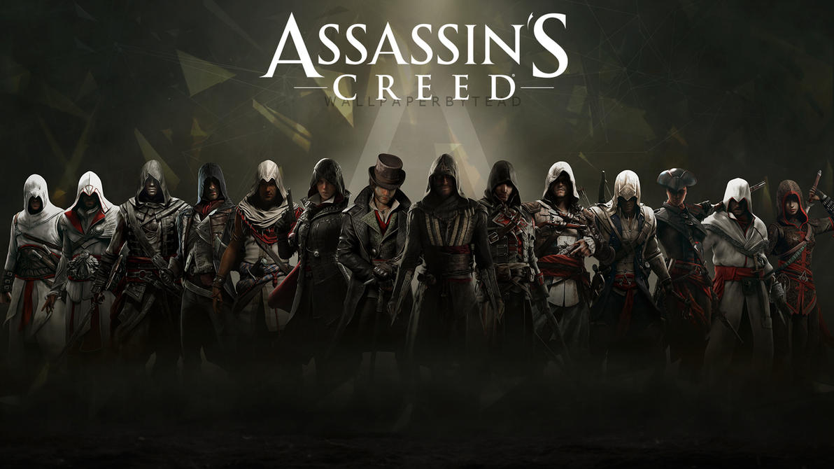 assassin's creed hd wallpaper 6teadsantap555 on deviantart