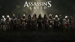 Assassin's Creed HD wallpaper 6 by teaD