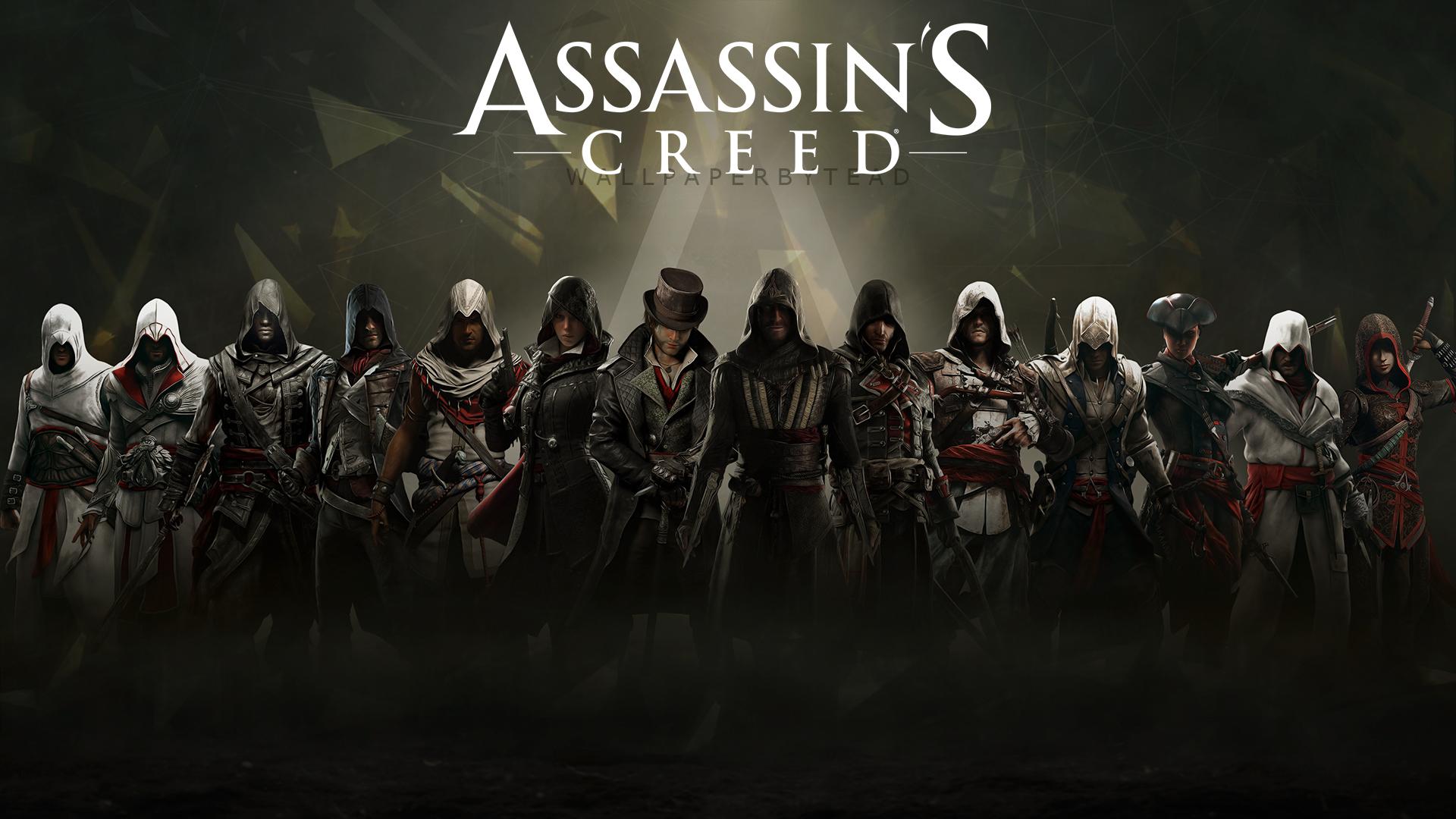 Assassin 39 s creed hd wallpaper 6 by tead by santap555 on deviantart - Assasins wallpaper ...