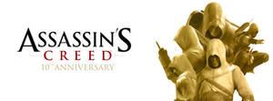 Assassin's Creed 10th Anniversary