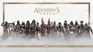 Assassin's Creed HD wallpaper 7 by teaD