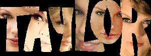 Texto png de Taylor Swift