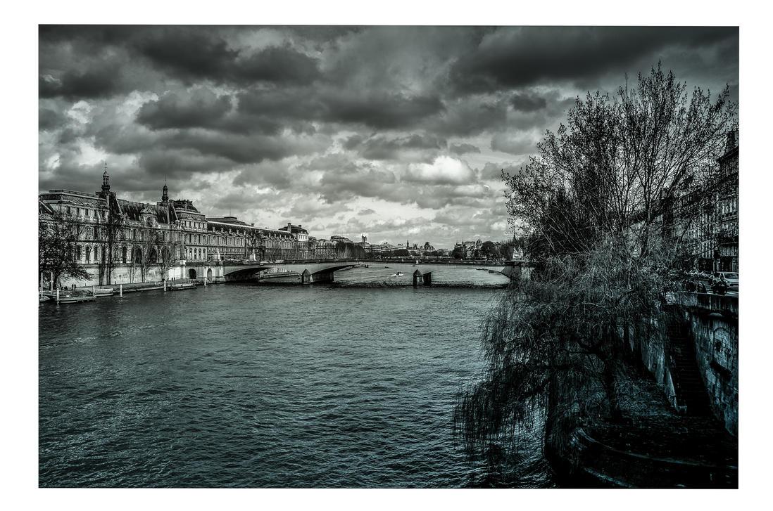 A day in Paris by nooldtattoos