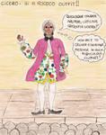 History Challenge 5: Cicero in Rococo clothes!