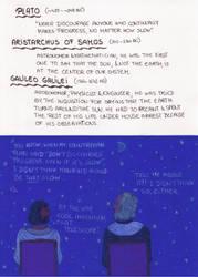 History Challenge 12 -Evening on Galileo's Balcony by MoonyMina
