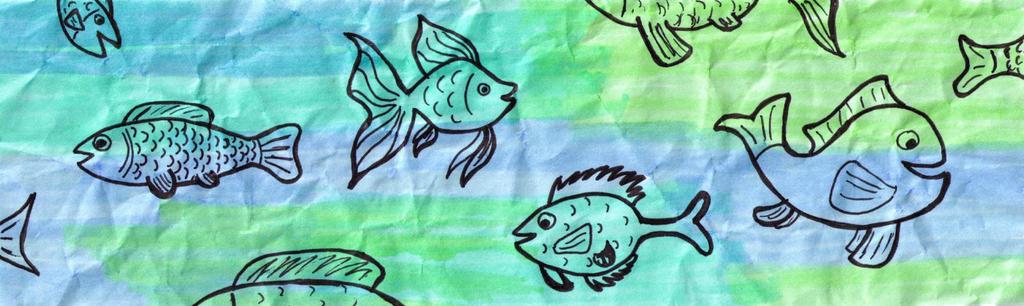 Fantasy Fish Meeting
