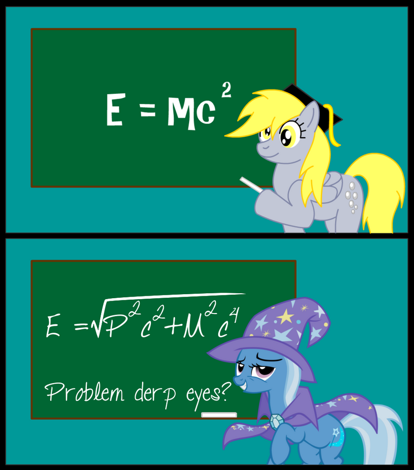 Trixie is a Science Troll by MrBarthalamul