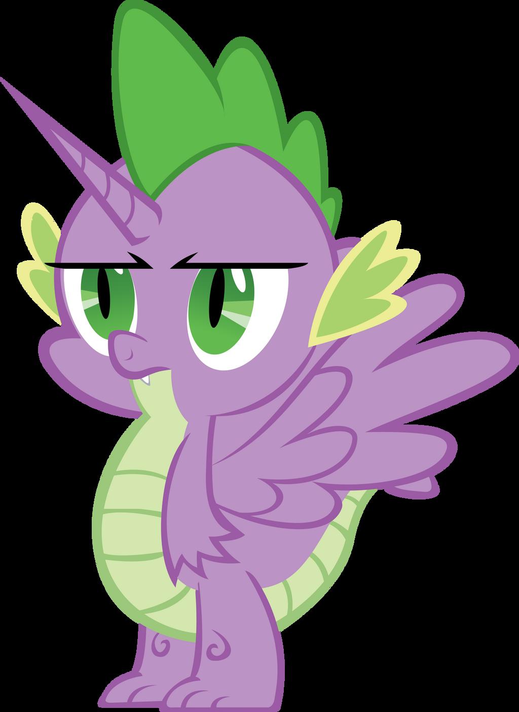Princess Spike by MrBarthalamul