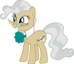 Excited Mayor Mare Vector