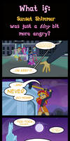 What if - With Sunset Shimmer