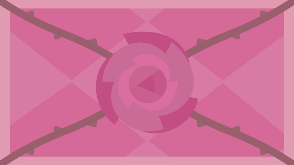 The flag of rose quartz wallpaper by mrbarthalamul on - Rose quartz steven universe wallpaper ...
