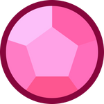 Steven Universe - Rose Quartz Vector