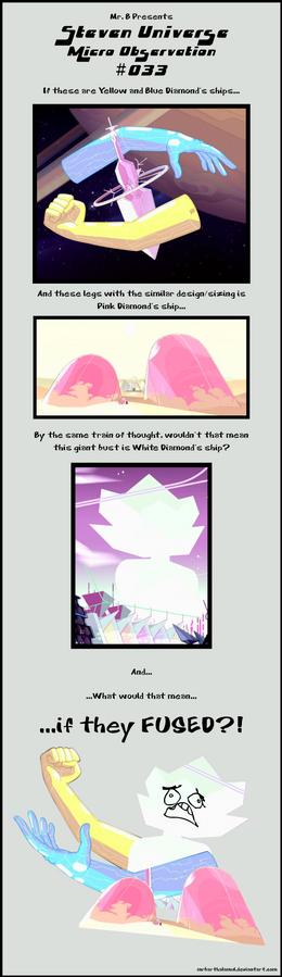Steven Universe Micro Theory 033 - Ships