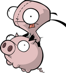 Gir on a Pig TEMPLATE Improved